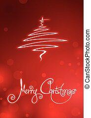 クリスマスカード, 陽気