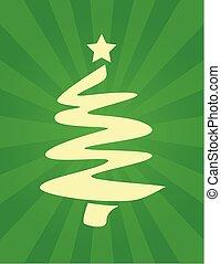 クリスマスツリー, グラフィック