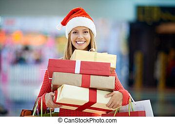 クリスマスプレゼント, ∥ために∥, everybody