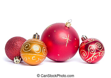 クリスマス安っぽい飾り, 静かな 生命