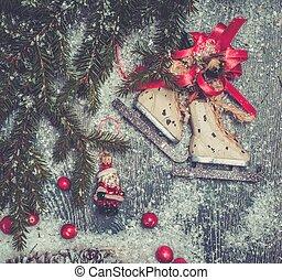 クリスマス, まだ生命
