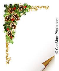 クリスマス, もみの 木
