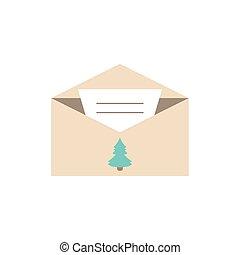 クリスマス, メッセージ, デザイン, ベクトル, 陽気