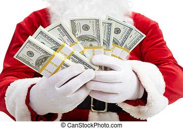 クリスマス, 富