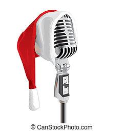 クリスマス, 歌, (vector)