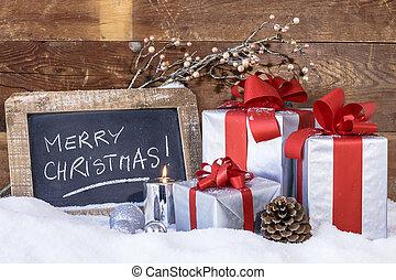 クリスマス, 精神