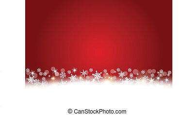 クリスマス, 背景, 抽象的
