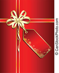 クリスマス, 背景, 贈り物