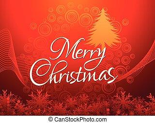 クリスマス, 背景, 赤, 抽象的