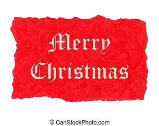 クリスマス, 陽気, ラベル