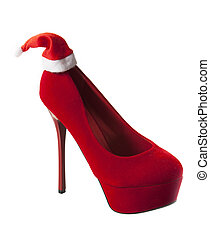 クリスマス, 靴