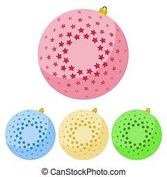クリスマス, balls-04