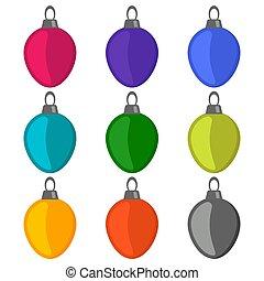 クリスマス, balls-09