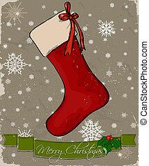 クリスマス, card.