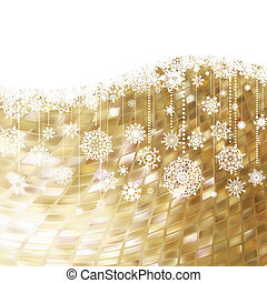 クリスマス, card., eps, 8