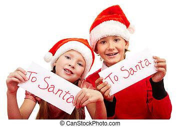 クリスマス, foretaste
