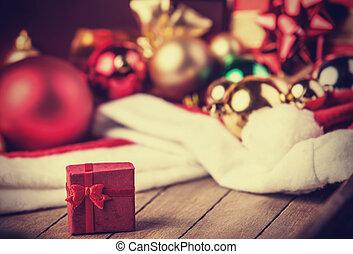 クリスマス, gifts.