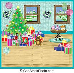 クリスマス, grandma's