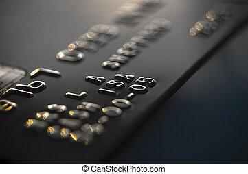 クレジットカード, 銀行業