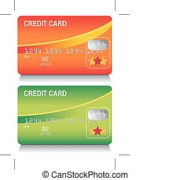 クレジット, セット, カード