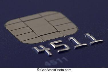 クレジット, チップ, カード