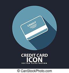 クレジット, デザイン, カード
