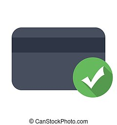 クレジット, 公認, カード