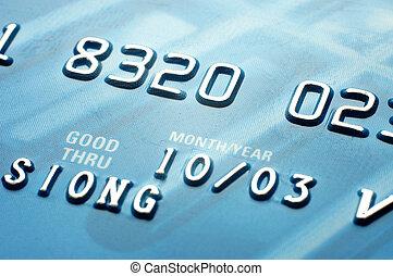 クレジット, 2, カード