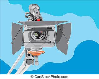 クレーン, hd-camcorder