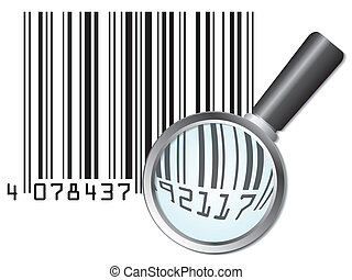 クローズアップ, barcode