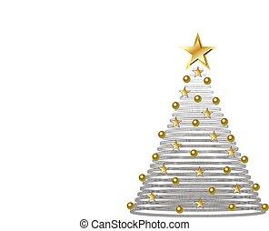 グラフィック, クリスマスツリー