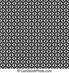 グラフィック, 現代, pattern., seamless, デザイン, 民族, 最新流行である