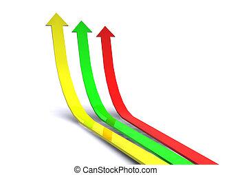 グラフ, 概念, ビジネス