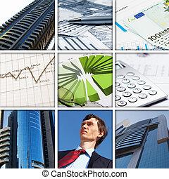 グラフ, 財政, チャート, ビジネス