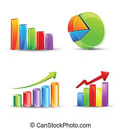 グラフ, 財政