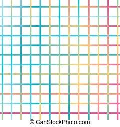 グランジ, カラフルである, パターン, ライン, seamless, しまのある, 幾何学的