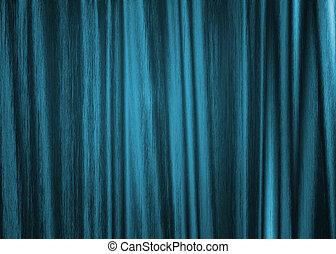 グランジ, 手ざわり, 青緑, 背景