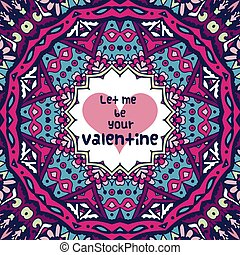 グランジ, 抽象的, バレンタイン, 背景, すみれ, 心