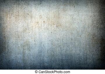 グランジ, 抽象的, 金属, 背景