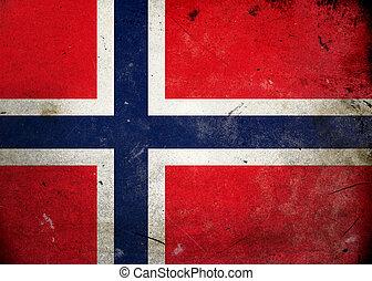 グランジ, 旗, ノルウェー