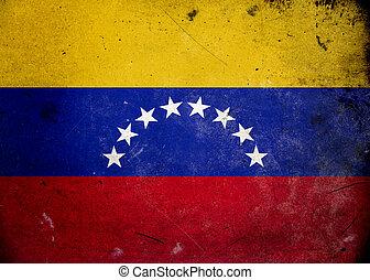 グランジ, 旗, ベネズエラ