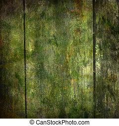 グランジ, 木製である, 型, 抽象的, イラスト, 背景, かきなさい, 背景