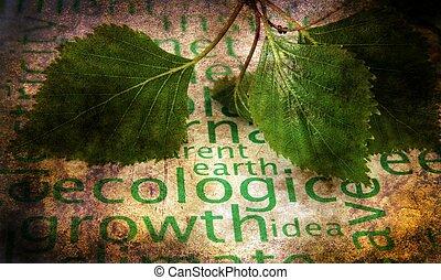 グランジ, 概念, エコロジー
