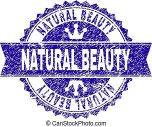 グランジ, 美しさ, 切手, textured, シール, 自然, リボン