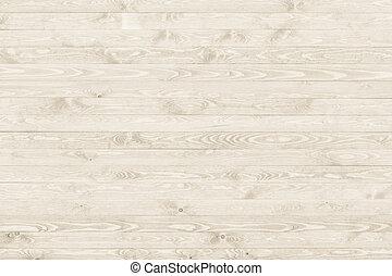 グランジ, 表面, 木手ざわり, 背景, 白