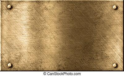 グランジ, 金属, 背景