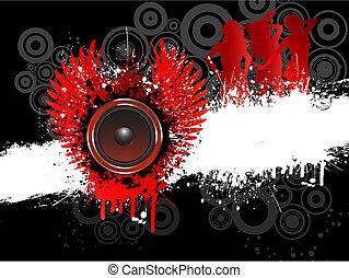 グランジ, 音楽