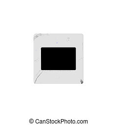 グランジ, 35mm, diapositive