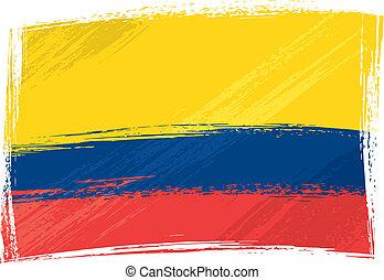 グランジ, colombia フラグ