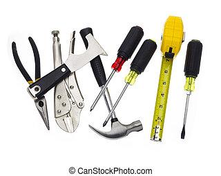 グループ, の, 道具